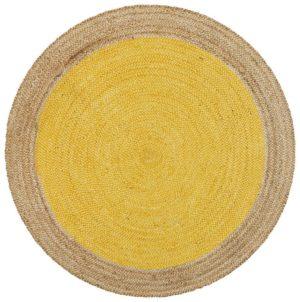 Atrium Polo Round Yellow